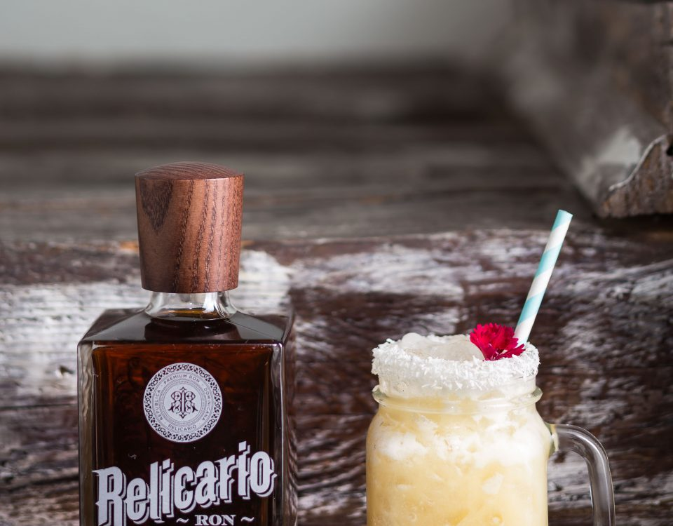 Coconut Pleasure - Relicario Rum - Beveland distillers